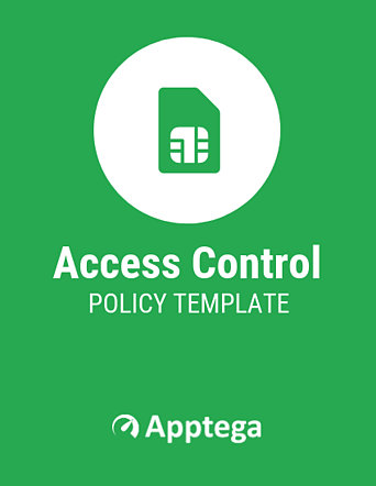 Access Control Policy Template