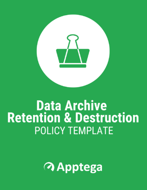 Data Archive Retention and Destruction