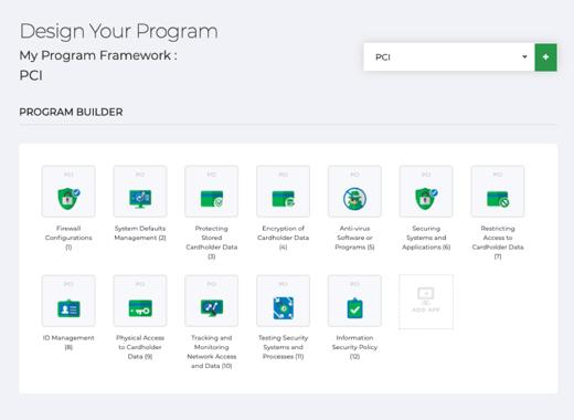 Build Your PCI Framework