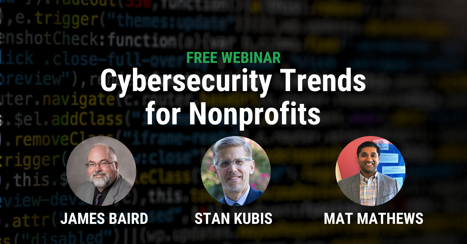 Cybersecurity Trends for Nonprofits